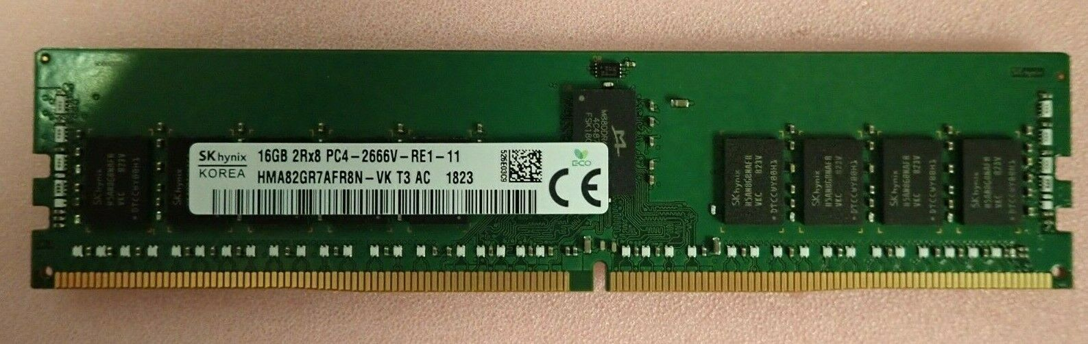 16GB Memory for Wiwynn SV7220G2-S Open Compute Server DDR4 PC4-2400 Registered DIMM PARTS-QUICK Brand